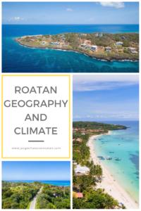 Roatan Geography