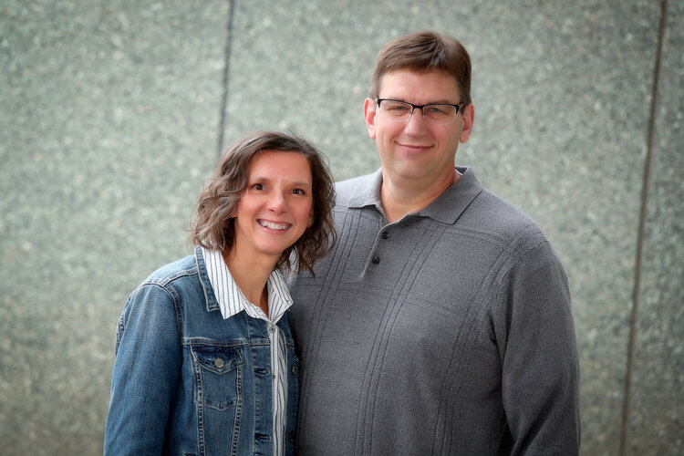 Pastor Kevin and Jeanette Beck