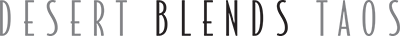 DESERT BLENDS TAOS Logo