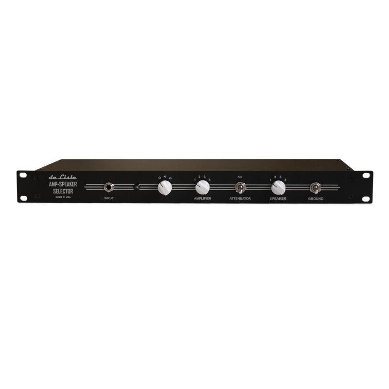de Lisle Amp-Speaker Selector 4x4 Deluxe