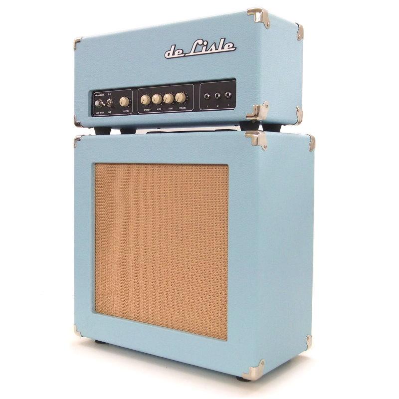 de Lisle Custom Shop Amplifiers
