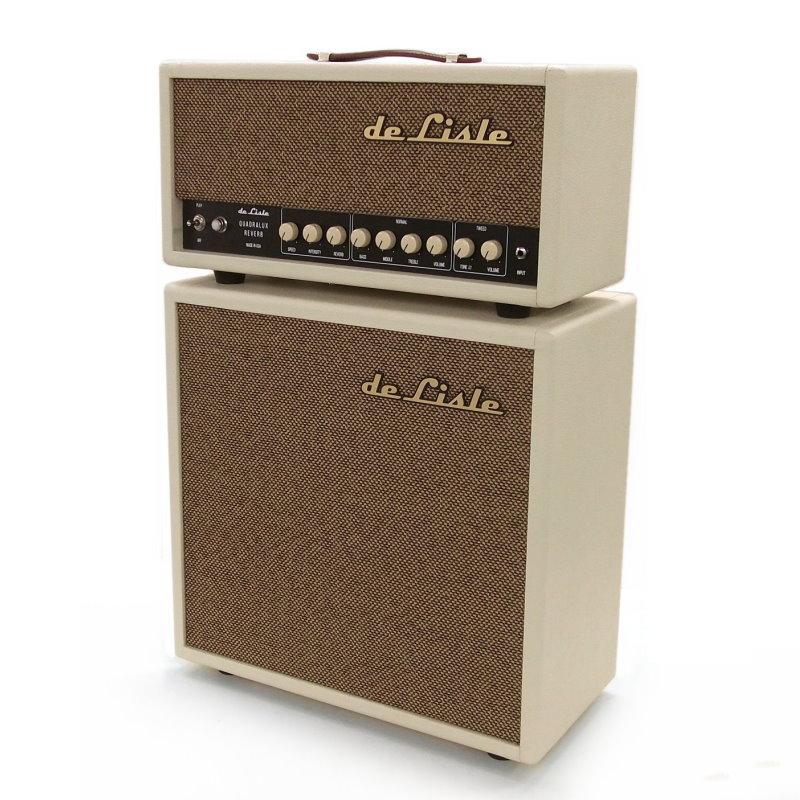 de Lisle Quadralux Reverb Amplifier