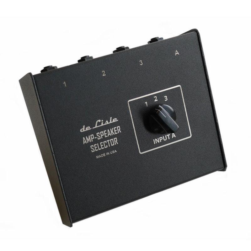 de Lisle Amp-Speaker Selector V1