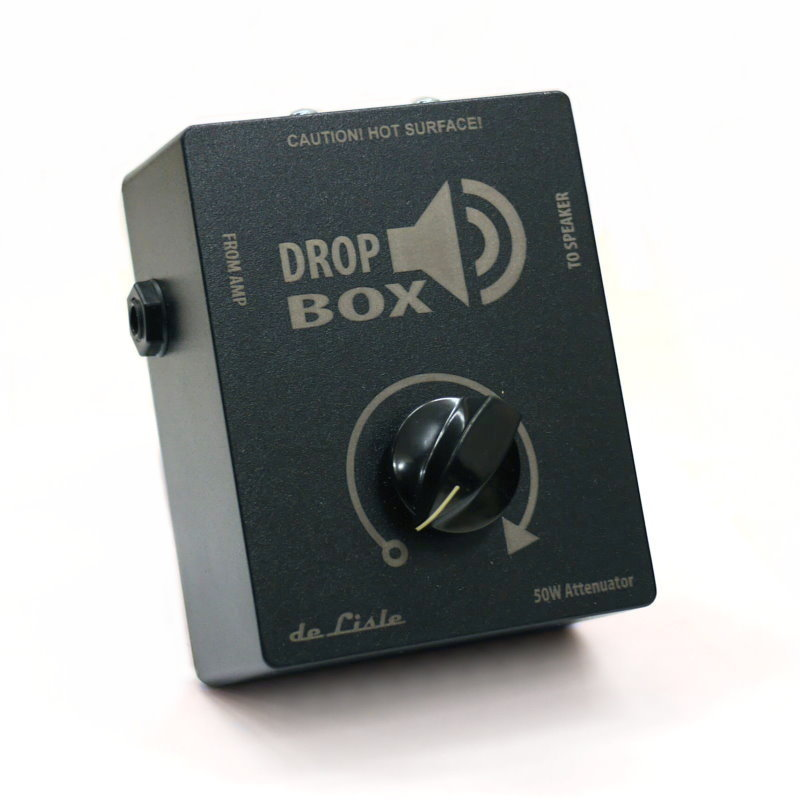 de Lisle Drop Box Linearly Variable 50W Attenuator