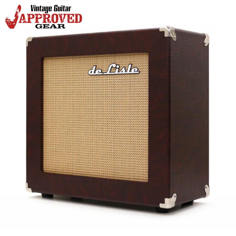 de Lisle Nickel Box Amplifier