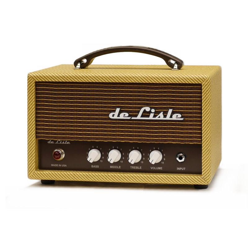 de Lisle Vintage Studio Collection Amplifiers