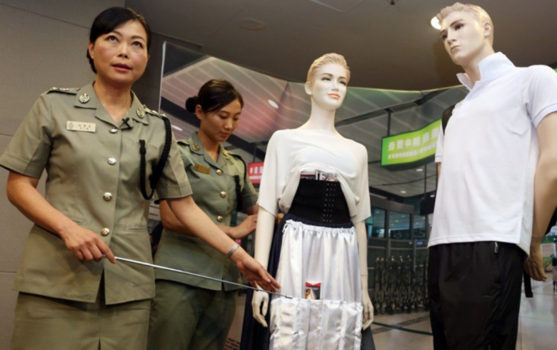Hong Kong's young smugglers told: get caught and your age won't save you from decades in jail