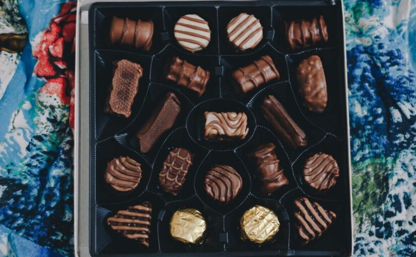 The box of chocolates that stole my freedom