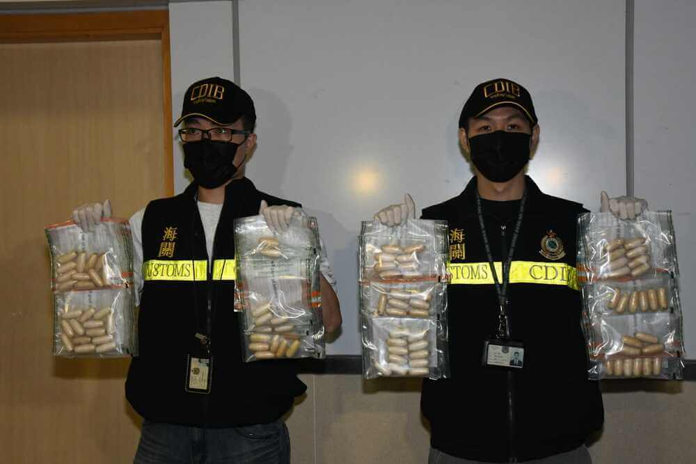 Youth due in court over HK$1.3m cocaine