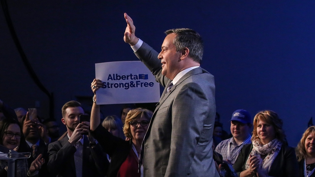 Jason Kenney Elect Conservatives