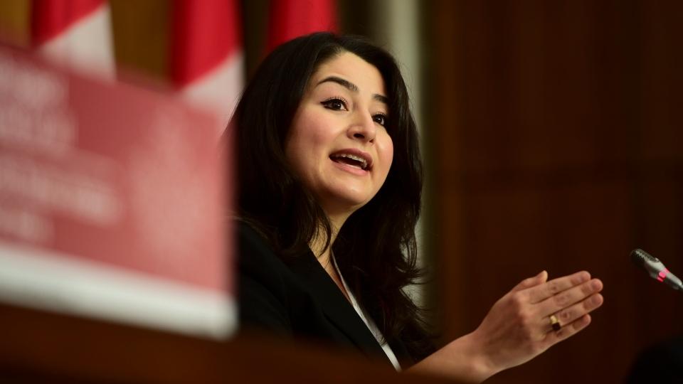 Maryam Monsef Elect Conservatives