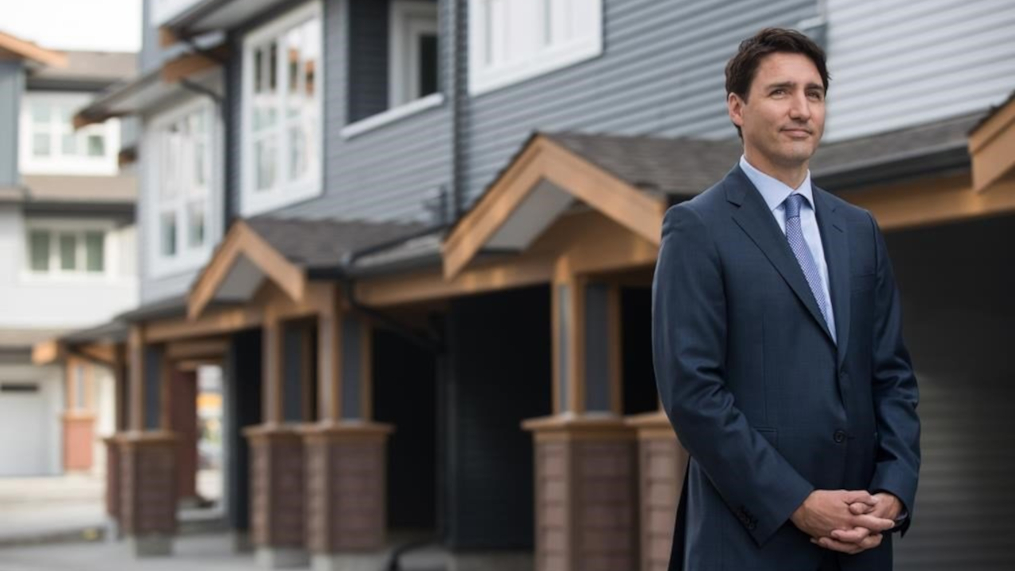 Trudeau housing Elect Conservatives
