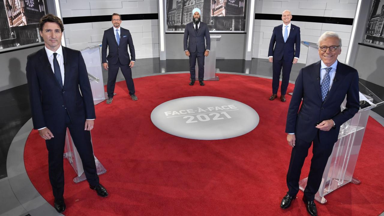 Leaders' Debate Elect Conservatives
