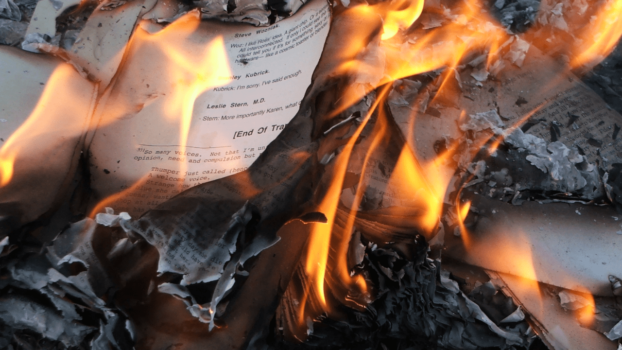 Book Burning Elect Conservatives