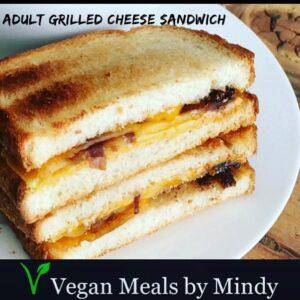 las vegas vegan deli grilled cheese