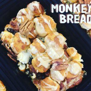 vegan monkey bread