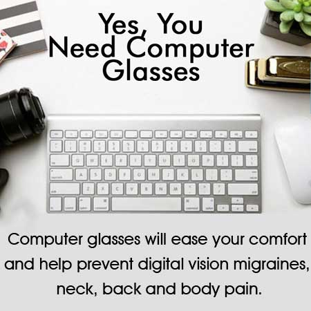 You Need Computer Glasses