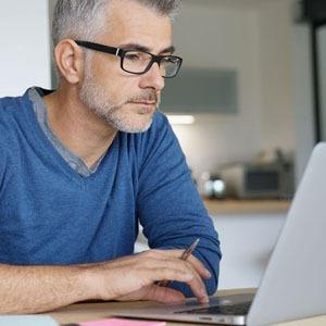 Computer Glasses Reduce Digital Eye Strain