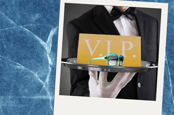 VIP Concierge Optical Service for ALL Wohl OpticsPatients
