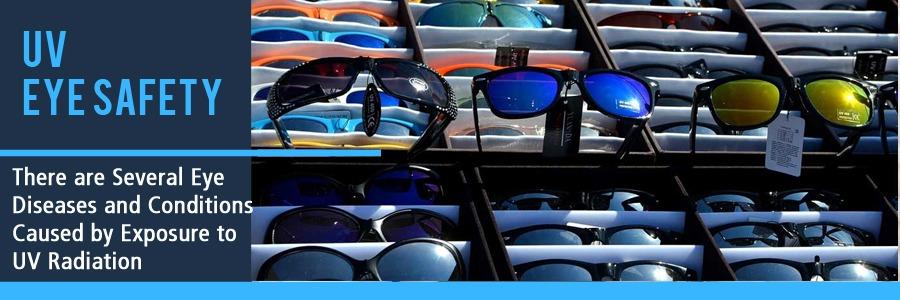 UV Eye Protection Vision Safety