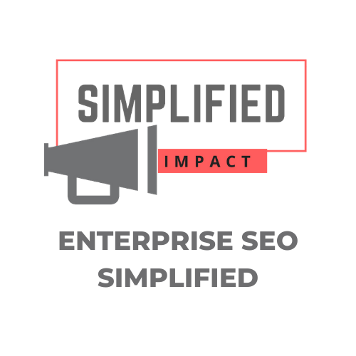 Enterprise SEO simplified