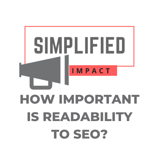 How important is readability to SEO?