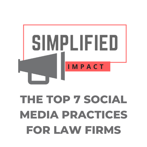 The Top 7 Social Media Practices For Law Firms