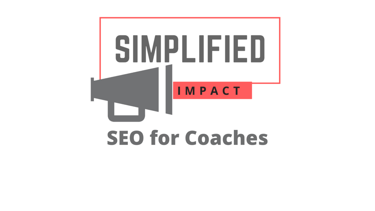 SEO services for life and business coaches