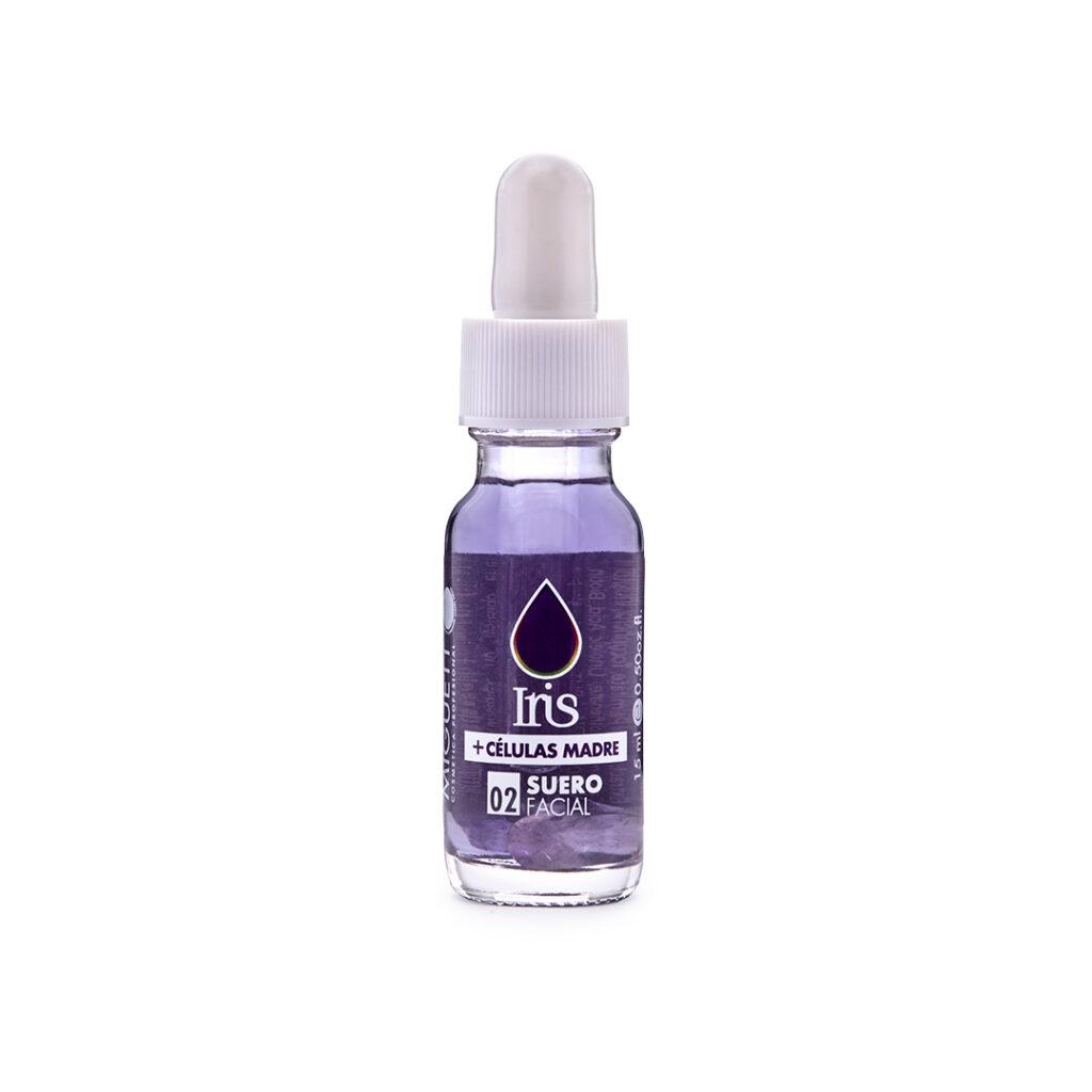 Iris Morado + células madre