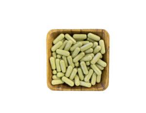 Green Vein Kratom Capsules