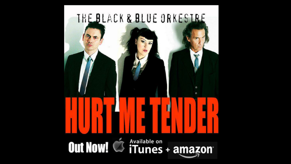 Hurt Me Tender by the Black and Blue Orkestre and Tom DiCillo for East Coast Rocker