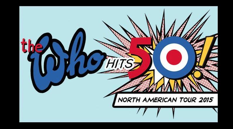 The Who Hits 50! Tour come to East Coast Rocker