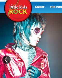 Joan Jett will be honored with concert benefit Little Kids Rock