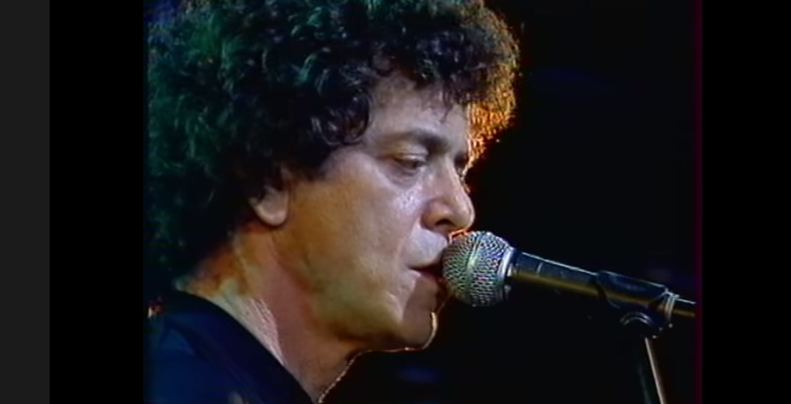 One Year since passing of Lou Reed