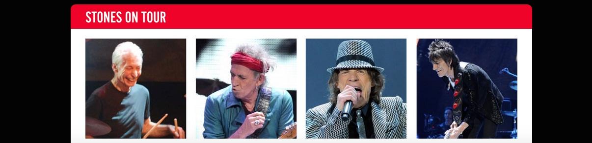 Rolling Stones add Fonda Theatre to Zip Code Tour