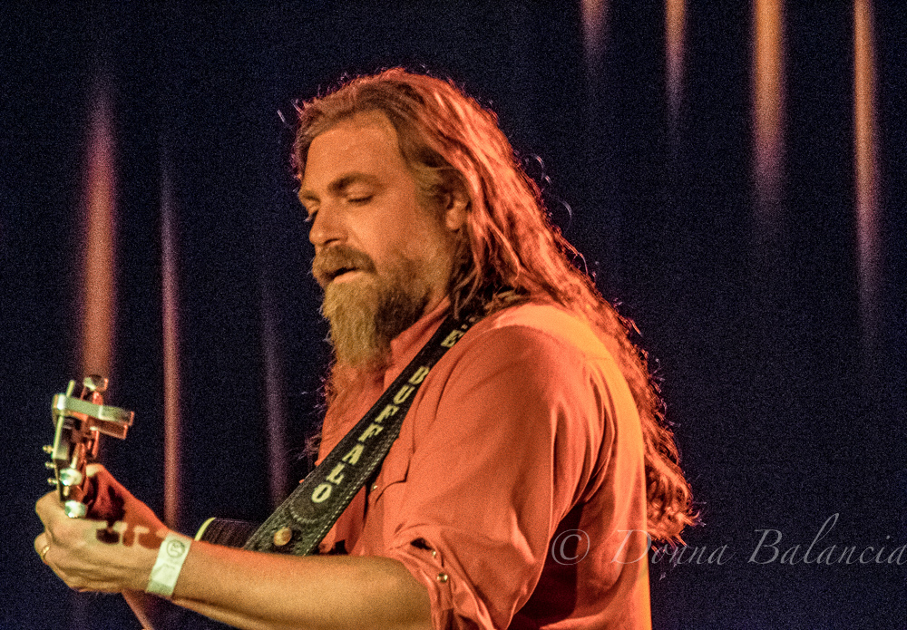 White Buffalo launches 'Death of Damnation' tour in NYC - Photo © 2015 Donna Balancia
