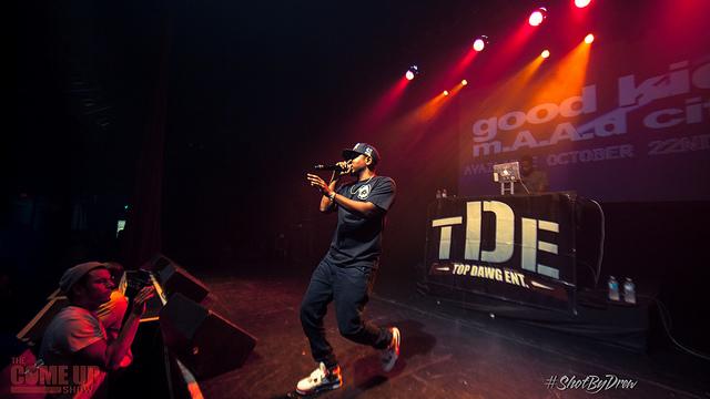 Kendrick Lamar by Shot By Drew
