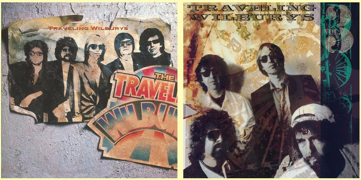 Traveling Wilburys release records - East Coast Rocker