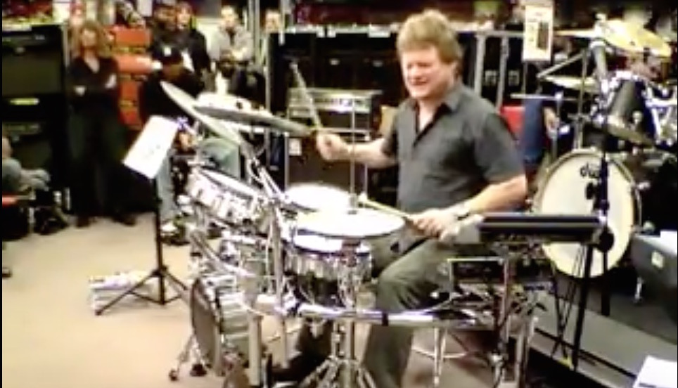 Mike Snyder - Photo courtesy Drumloops.com