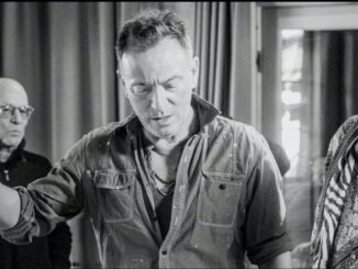Letter to You - Courtesy Bruce Springsteen