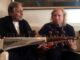 Amjad Ali Khan and Joe Walsh team on 'Prayers'