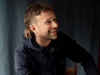 Damon Albarn - Photo by Linda Brownlee