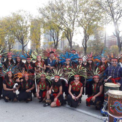 Aztec Dance of Chicago