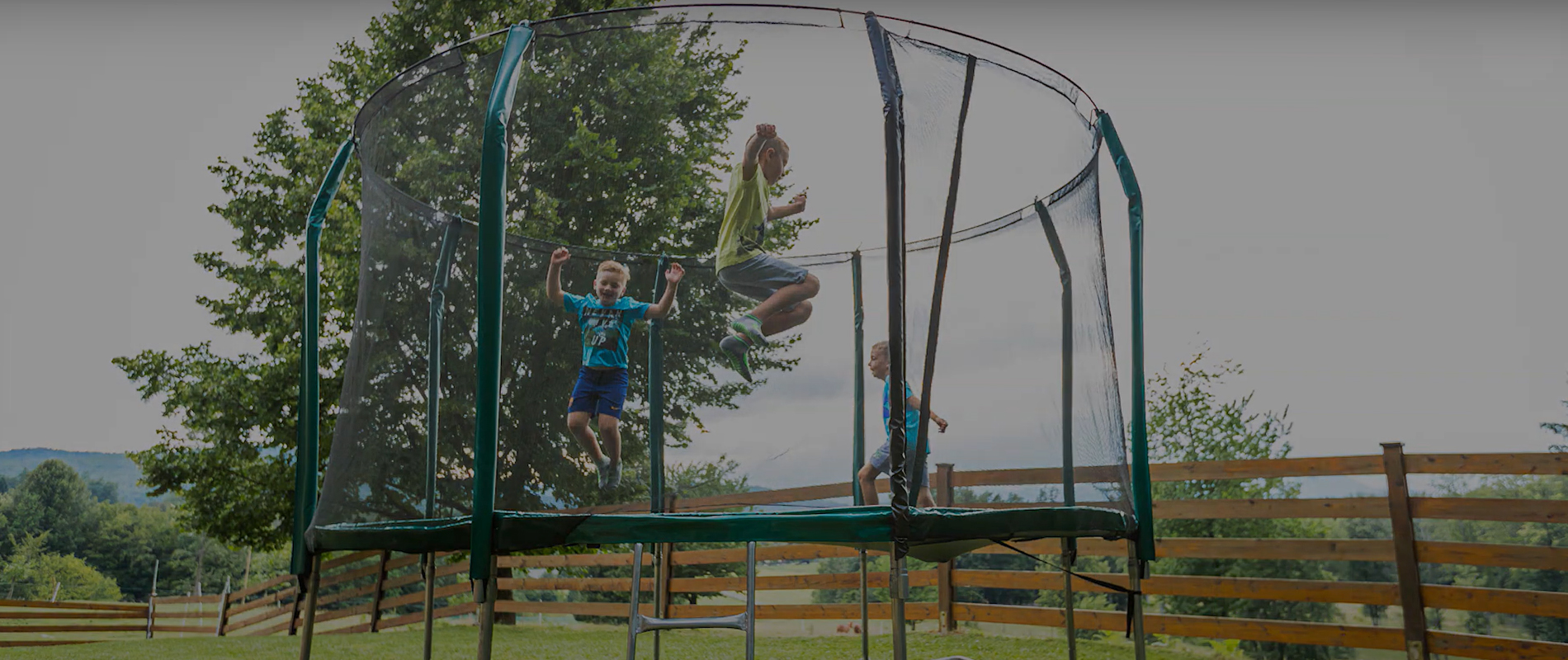 trampoline assembly