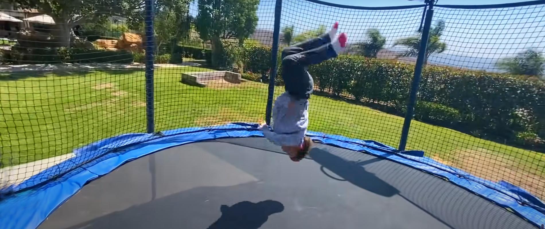 trampoline activities for preschoolers