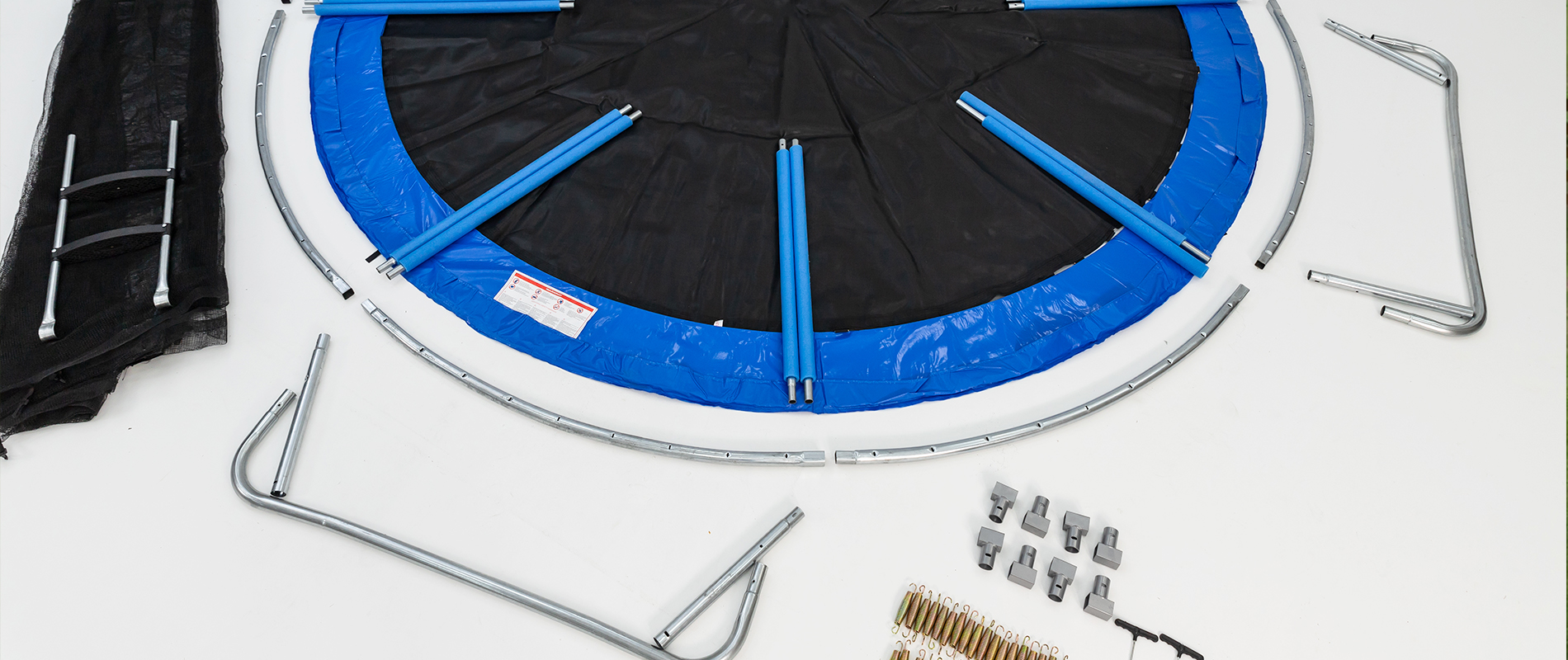 trampoline assembly problems
