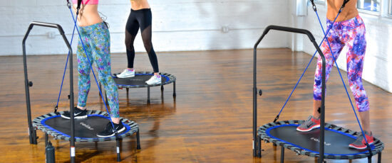 adult exercise trampoline