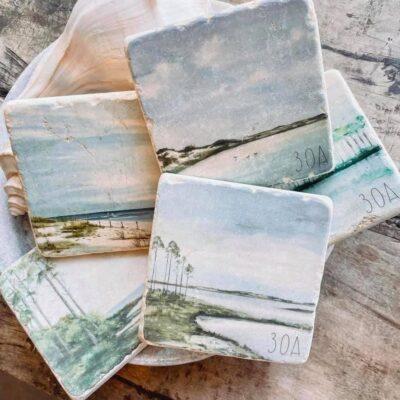Lee Hensley's Coasters