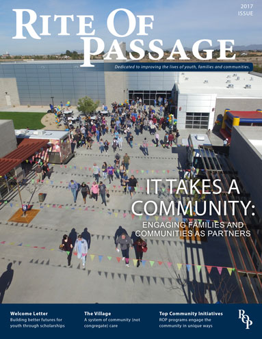 Rite of Passage Magazine 2017 Issue