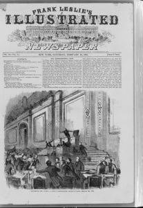 Lecompton Constitution, Lecompton kansas, Kansas Territory, Territorial Capital, Congressional Row, Fist fight in congress, 1858